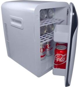 Cooluli CMF15LT Mini Fridge Electric Cooler