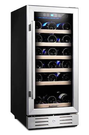 "Kalamera 15"" Freestanding Wine Cooler"