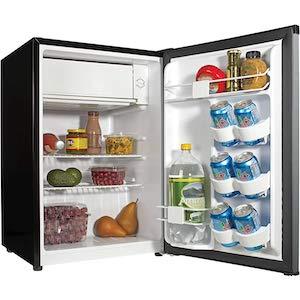 Haier HC27SW20RV Steel Refrigerator