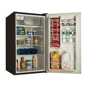 Haier HNSE04BB Refrigerator Freezer
