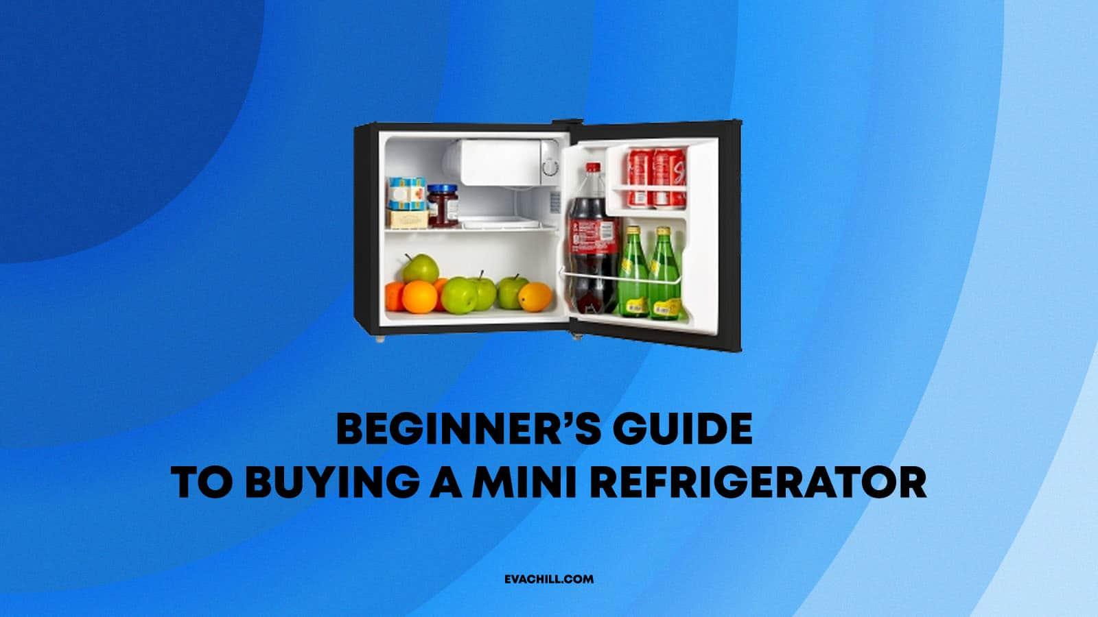 Mini Fridge Buying Guide
