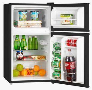 Midea WHD-127FB1 Double Door Freezer