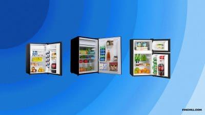 10 Best Mini Fridges with Freezer – Reviews & Buyer's Guide
