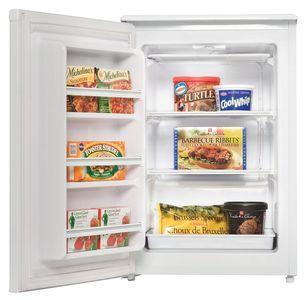 Danby DUF408WE Upright Freezer