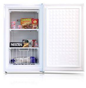 Midea WHS-109FW1 Compact Upright Freezer