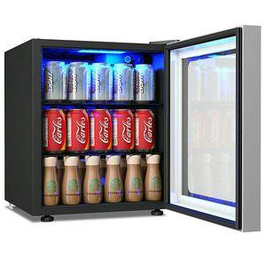 COSTWAY Mini Beverage Refrigerator