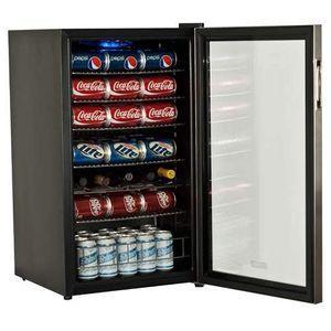 EdgeStar BWC120SSLT Beverage Cooler