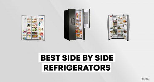 15 Best Side By Side Refrigerators in 2020: A Helpful Guide