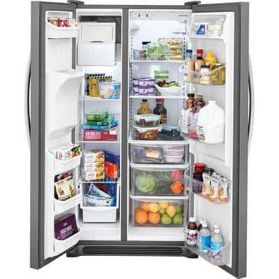 Frigidaire FFSS2315TS Side by Side Refrigerator